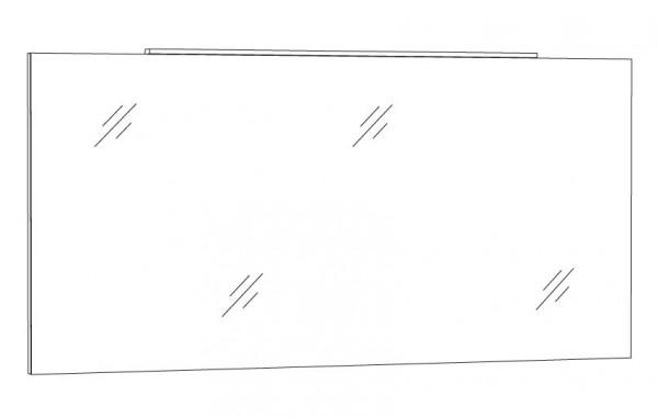 Marlin Azure Spiegelpaneel 140 cm SPFLA14