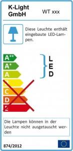 LED-Waschplatzbeleuchtung 56 cm PZ106360 - keine Emotion-Beleuchtung anwendbar
